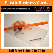 Offers and Promotions: High Quality Plastic Business Cards