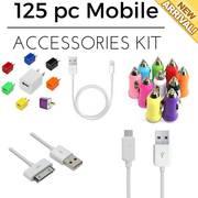 125 pcs Mobile Accessories Kit Ontario