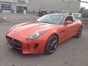 2015 Jaguar F-Type V6 S in Toronto