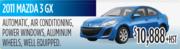 2011 Mazda 3 GX Toronto