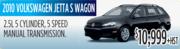 2010 Volkswagen Jetta S Wagon Toronto