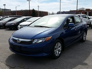 Used Honda Civic SDN for Sale in Toronto