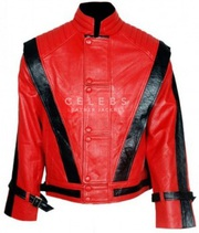 Michael Jackson Thriller Red Jacket