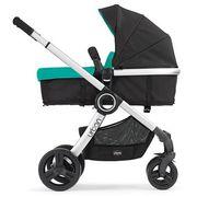 Stokke 2015 Xplory Stroller - Black Melange