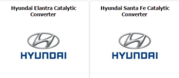 Wholesale Hyundai Elantra Catalytic Converter Supplier in Canada