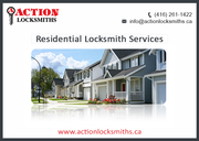 Residential Locksmith Scarborough Services By Toronto Company