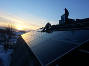 Solar Panel Installation In Ontario,  Toronto,  Canada