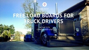 Free Load Boards for Truck Drivers