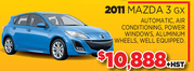 2011 Madza 3 GX for Sale in Toronto