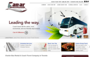 Charter Bus Rental & Coach Travel Company in Toronto