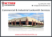 Commercial Door Lock Specialists with Experience & Expertise