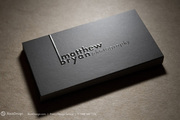 Great Embossing business cards - Services - By Luxury Cards