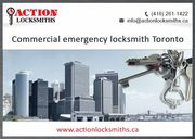 Action Locksmiths: Renowned Locksmith Contractor In Toronto