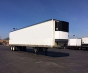 Rent 53' Trailer Reefer/ Dryvan / Dryvan trailer quad axle