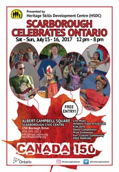 Scarborough Celebrates Ontario