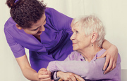 Personalized,  Affordable In-Home Care for the Elderly,  Disabled & Ill
