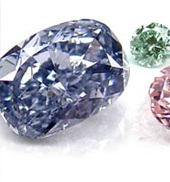 Enduring Fancy Coloured Diamonds of Paragon International in Toronto