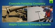 Concrete Pumping Company in Toronto