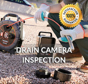 Sewer Cleaning Camera Inspection in Mississauga,  Toronto