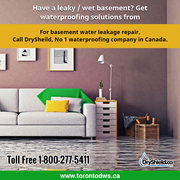 Waterproofing Contractors Toronto
