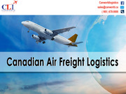 Air Freight Services | Freight Management - Canworld Logistics INC