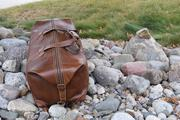 Leather Travel Bag | Lusso Leather