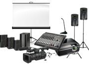 Audio visual equipment rentals company| Toronto