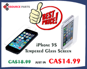 Best Effective Apple iPhone 5S Tempered Glass Screen Protector