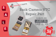 Available Product Back Camera Htc Repair Part Mississauga
