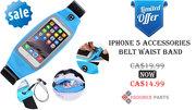 Best offer iPhone 5 accessories Belt Waist Band