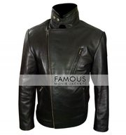 Iron Man Tony Stark Leather Jacket