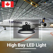 Use 150w LED UFO high bay to Expand Your Business.