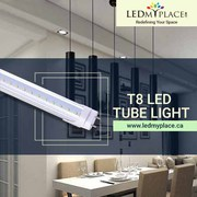 Save Money by installing T8 LED tube lights.