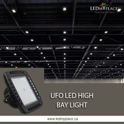 Purchase the Best LED UFO high bay at affordable price in Canada.