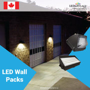 Use 120w LED Wall Pack Lights to Increase Outer Ambience