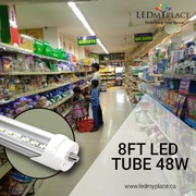 Let Your Homes Speak Your Personality,  Use 8ft Single Pin LED Tube