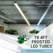 Install UL and DLC listed 18w 4ft LED Tube Glass For Enjoying