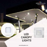 Gas Station LED Canopy Lights For Sale