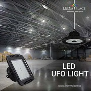 Buying LED UFO Lights that are Energy Efficient Lights