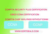 CISCO CCNA CERTIFICATION 100% PASS WITHOUT EXAM