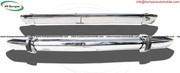 BMW 2002 bumper by stainless steel