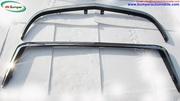 Datsun 240Z bumper in stainless steel