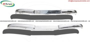 Mercedes W136 170 Vb bumper by stainless steel