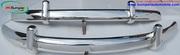 VW Beetle Euro style bumper set