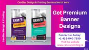 Banner Printing North York | Printing Services North York