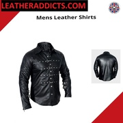 Where to buy leather addicts shirts
