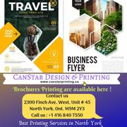 Brochure Print Services in North York
