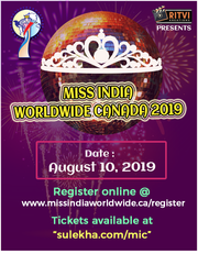 Canada International Beauty Pageant | Miss International Beauty Pagean