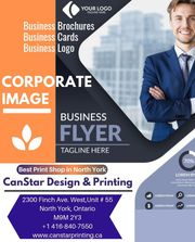 Business Brochure Print Services in North York