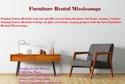 Furniture Rental Mississauga